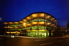 The Willis building in Ipswich, England, Lord Norman Foster