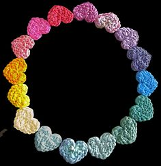 Crochet Sweetie❤Heart - Tutorial