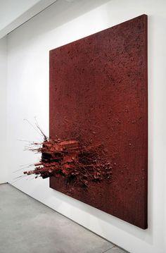 """Gerry Judah - """"Babylon""""  2009. Contemporary art"""