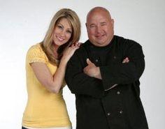 Chef Jim and Nicole!