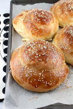 GREEK SPIRAL FETA ROLLS From Vefa's Kitchen by Vefa Alexiadou  I bet these are delicious!