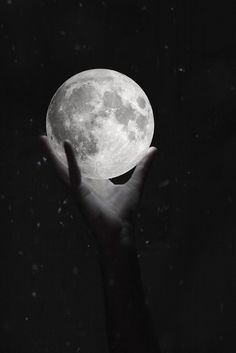capture the moon.