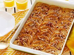 Overnight French Toast Bake Recipe : Food Network Kitchen : Food Network - FoodNetwork.com