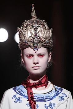 Undercover Ready To Wear Fall Winter 2014 Paris - Zombie Royalty
