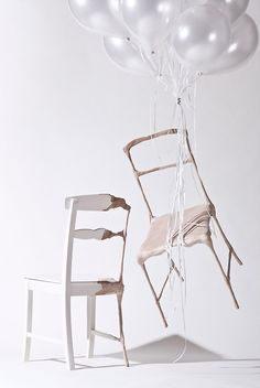 Recession Chair by Frank Tjepkema