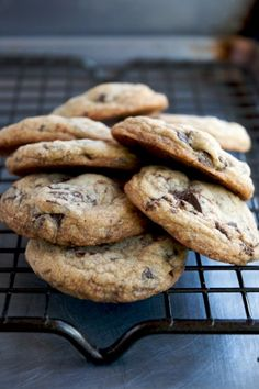 The Perfect Chocolate Chunk Cookie Recipe