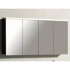 "James Martin Furniture Starfall 31.5"" x 67"" Bathroom Mirror"