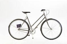 New Erenpreiss bike design Sparow Lady, Riga.