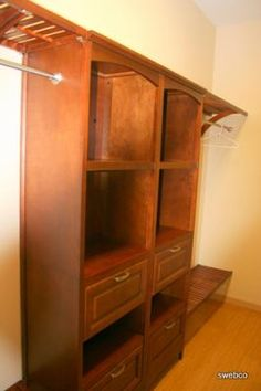 Allen And Roth Closet 20 Organizer Wood
