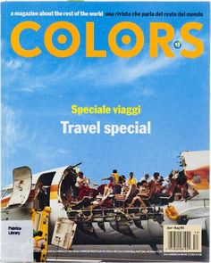 Colors Magazine - Travel special
