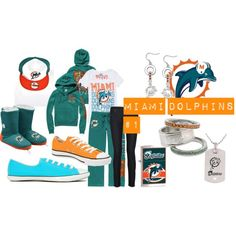Outfit -- Miami Dolphins
