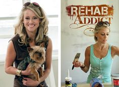 Rehab Addict - Magnetic Productions  LOVE this show...