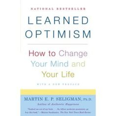 Known as the father of the new science of positive psychology, Seligman draws on more than twenty years of clinical research to demonstrate how optimism enchances the quality of life, and how anyone can learn to practice it.
