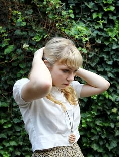 The more I learn about young women like Tavi Gevinson of ROOKIE the more confident I am that our future is bright.