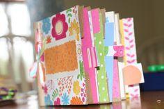 Paperbag Scrapbooks