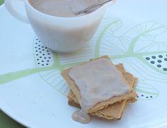 Date Sweetened Coconut Hazelnut Spread for a Healthy Easter #vegan #sugar-free #kathyhester