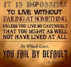 JK Rowling quote,  Go To www.likegossip.com to get more Gossip News!