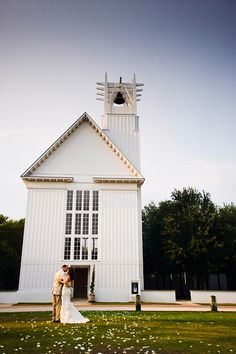 A Seaside Wedding Film from Diva Productions   Chapel - Photo by Paul Johnson Photography