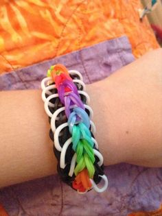 Rainbow loom on Pinterest | 688 Pins