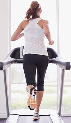 Get in & out with this 20 minute treadmill plan.