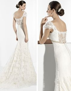 Franc Sarabia Spring 2014 Bridal Collection