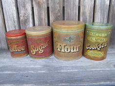 My mom used to have a set just like these!