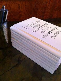 #diy wedding guest books