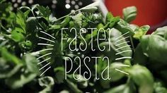 How to make Faster Pasta on Vimeo
