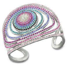 Pin to Win Swarovski Rainbow Bangle