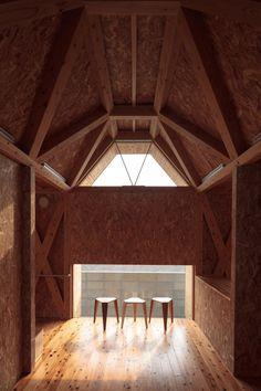 T-Nursery, by / selon Uchida Architect Design Office