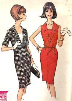 1960's Sheath dress