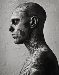 Zombie Boy Obsessed