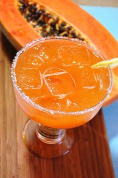Papaya Margarita