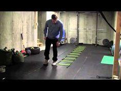 Top Agility Ladder Drills - Quickness Drills - Ladder Drills for basket