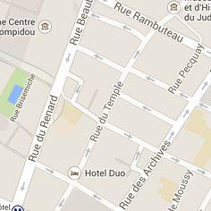 Wereldsteden on pinterest - 39 rue sainte croix de la bretonnerie ...