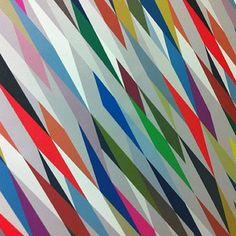 #neocon2013 colorful vinyl