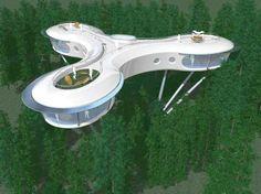 Top 8 Most Amazing Tree Houses