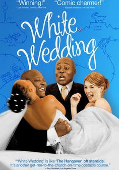 White Wedding (2009) Groom-to-be Elvis confronts a tide of obstacles when he tries to cover the 1,000 miles to Cape Town, South Africa, in time for his wedding. At the same time, his fiancée Ayanda faces different challenges in the run-up to their wedding.