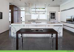 Winter Haven by Max Strang #Architecture #kitchen project © Arclinea #Miami  #design #interiordesign