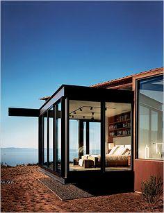 southern beach house, window, dream, california houses, beach houses