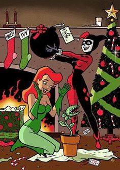 Christmas with Harley and Ivy