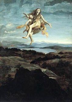 GIOVANNI LANFRANCO - assunzione della maddalena - 1605 - NAPOLI, Museo di Capodimonte