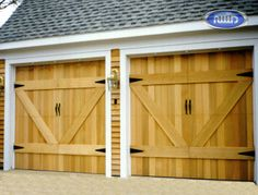 Residential Garage Doors by Clopay