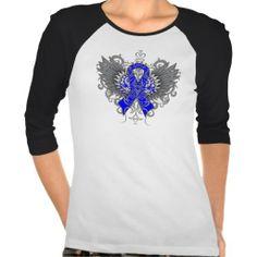 Dyasutonomia Disease Cool Wings Shirts by diseaseapparel.com #Dysautonomia  #DysautonomiaAwareness