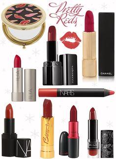 red lipsticks <3