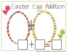 Preschool Easter Math