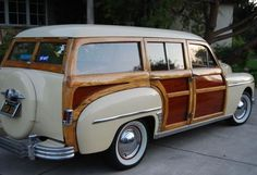 Pocket : Final Chapter: 1949 Plymouth Special DeLuxe Wagon