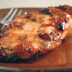 Crockpot barbecue chicken
