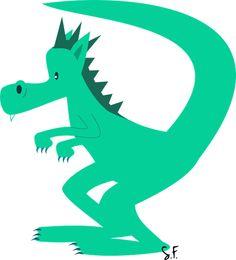 FREE scrap dinosaur png's