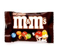 M & M's and Tithing